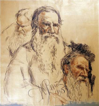 Three Studies Leo Tolstoy