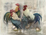 Rooster Trio
