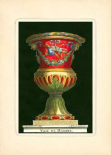 Vase with Instruments