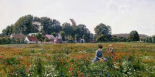 Gathering Wild Flowers