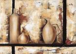 Stillife with vases I