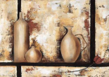 Stillife with vases I