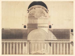 Architectural Project for the Church of the Madeleine, 1777 - 1785
