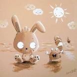 Rabbit and Crab