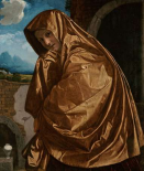 Saint Mary Magdalene at the Sepulchre