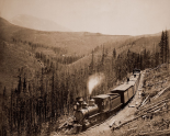 Marshall Pass, Colorado, Westside, 1880-1881