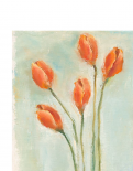 Painted Tulips I