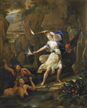 Circe Transforming Scylla