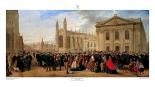 Degree Morning, Cambridge, 1863