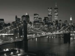 Manhatten Skyline at Night