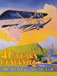 Hawaiian Airlines - 40 Years of Service