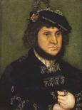 Portrait of Kurfust Herzog Johann der Bestandige Von Saschen