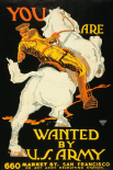 You are wanted by the U.S. Army, 1915/1918