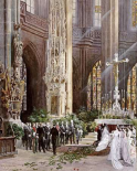 A Wedding, Jacobi Church, Nuremberg
