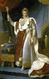 Napoleon in Royal Costume - Napoleon en Costume de Sacre