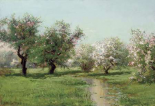 The Orchard In Spring