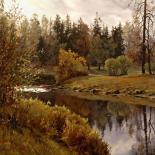 Autumn in Pavlovsk