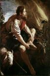 Moses Before a Burning Bush