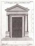 Door,Tuscan Order