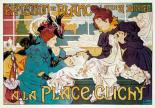 Exposition de Blanc a la Place Clichy
