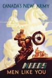 WWI: Canadas New Army: Men Like You