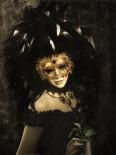 Masque I-leather dibond