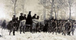 Washington Reviewing His Troops at Valley Forge, 1883