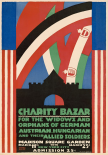 Charity Bazaar for Widows and Orphans, 1916