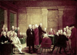 Congress Voting Independence, c. 1784 - 1788