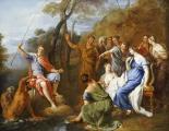 A Mythological Fishing Party
