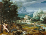 Landscape with Orpheus