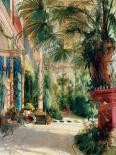 Das Innere des Palmenhauses