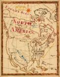 North America, 1816
