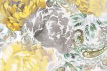 Chrysanthemum Garden I