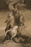 Lamentation at the Foot of the Cross