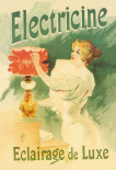 Electricine, Luxury Lighting, 1895