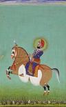 Equestrian Portrait of Maharana Sarup Singh