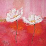 Fleurs en rose I