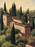 Tuscan Hillside I