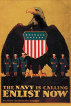 WWI: Navy is Calling: Enlist Now
