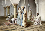 Arabs at Prayer