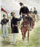 Cavalry and Dragoons