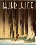 Wild Life; The National Parks Preserve All Life, ca. 1936-1940