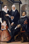 Group Portrait of a Knight of Malta