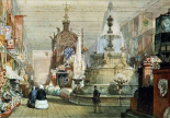 The Great Exhibition Held In The Crystal Palace, London