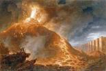 The Eruption of Vesuvius, 1768
