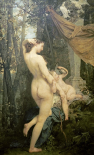 Toilette of Venus