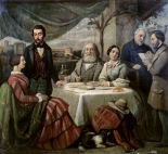 Meeting With Garibaldi