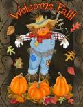 Fall Scarecrow I