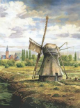 Brouwers Windmill
